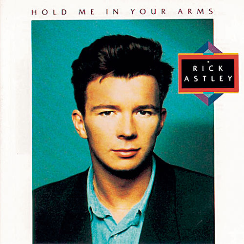 Hold Me in Your Arms de Rick Astley