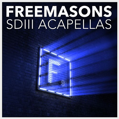 Shakedown 3 (The Acapella Album) de The Freemasons