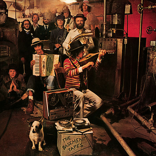 The Basement Tapes de Bob Dylan
