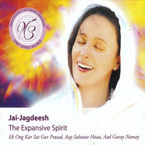 Meditations for Transformation: The Expansive Spirit de Jai-Jagdeesh