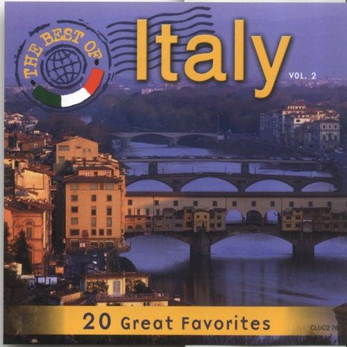 The Best Of Italy Vol. 2 - 20 Great Favorites de Countdown