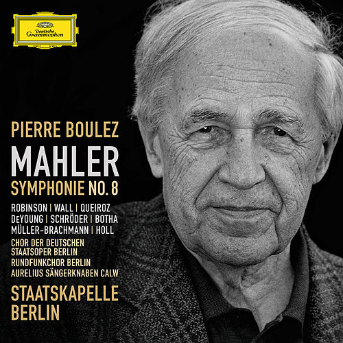 Mahler: Symphony No. 8 by Staatskapelle Berlin