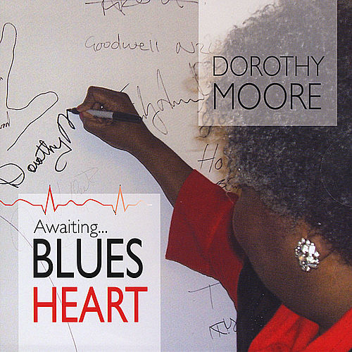 Awaiting Blues Heart de Dorothy Moore