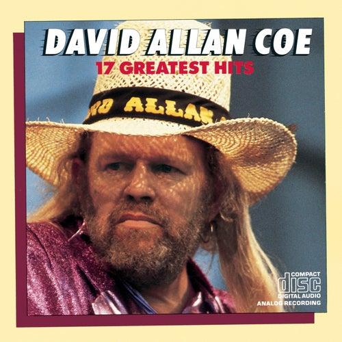 17 Greatest Hits by David Allan Coe