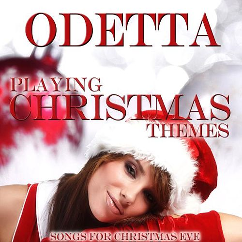 Playing Christmas Themes de Odetta
