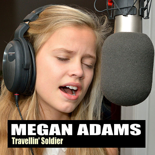 Travellin' Soldier de Megan Adams