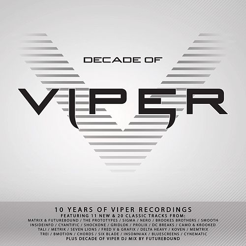 Decade of Viper (10 Years of Viper Recordings) von Various Artists