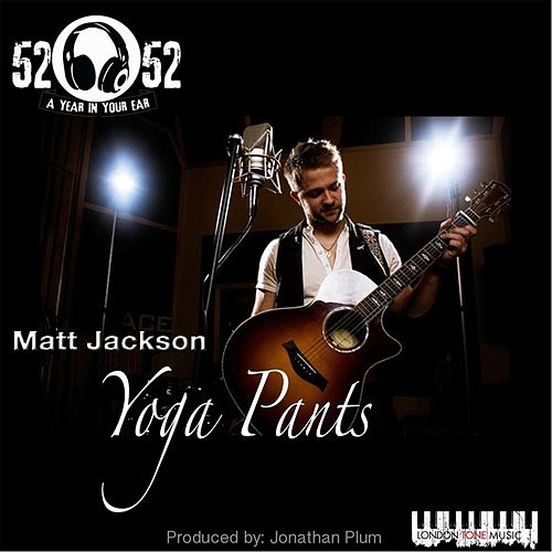 Yoga Pants by Matt Jackson