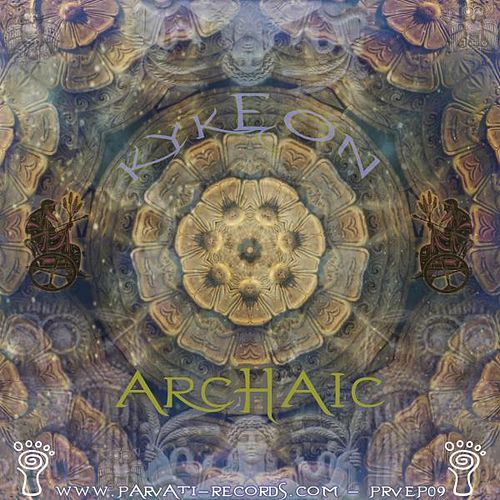 Parvati Records Kykeon by Archaic