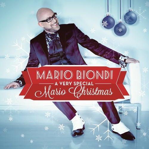 A Very Special Mario Christmas van Mario Biondi