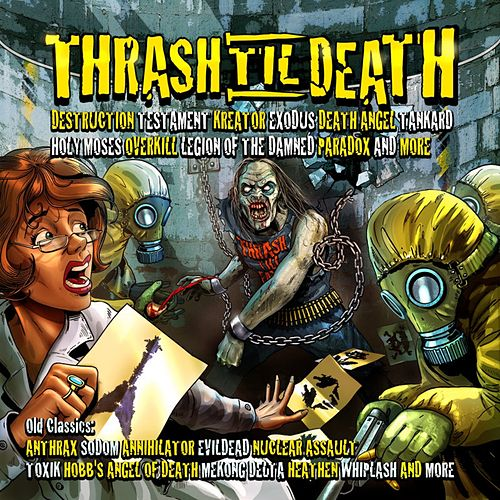 Thrash 'Til Death de Various Artists
