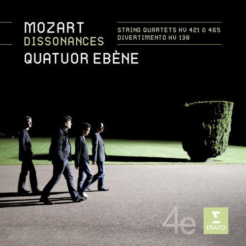Mozart String Quartets by Quatuor Ébène