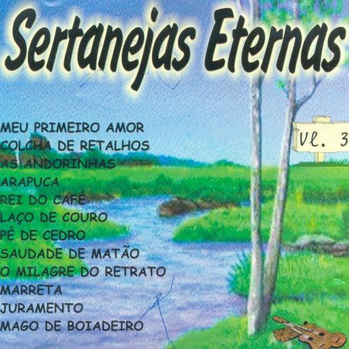 Sertanejas Eternas, Vol. 3 von Various Artists