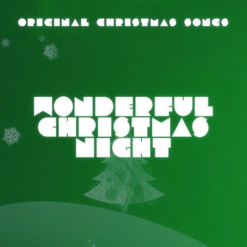 Wonderful Christmas Night - 50 Christmas Songs by Various Artists