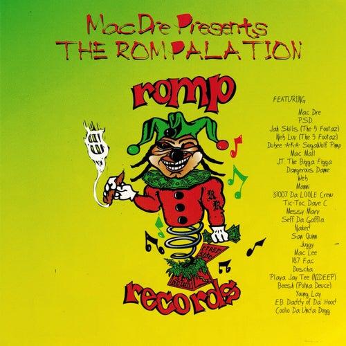 Mac Dre Presents the Rompalation [Romp Records / Rapbay