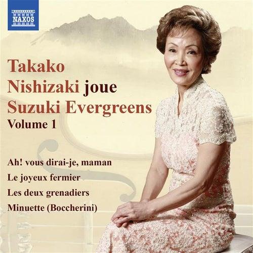 Takako Nishizaki joue Suzuki Evergreens, Vol. 1 de Various Artists