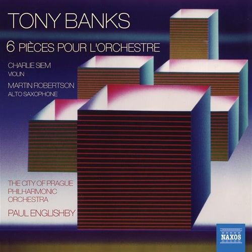 Banks: 6 Pièces pour l'orchestre by Various Artists