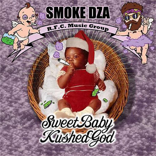 Sweet Baby Kushed God van Smoke Dza