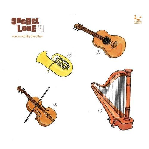 Secret Love 4 de Various Artists