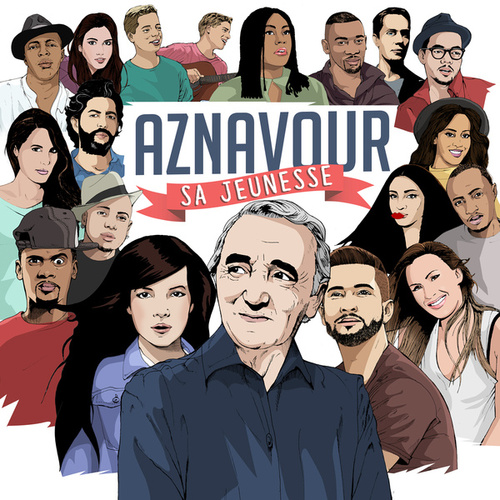 Aznavour, sa jeunesse by Various Artists