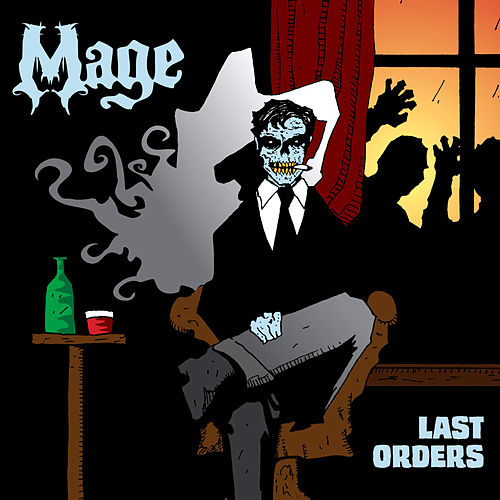 Last Orders by Mage