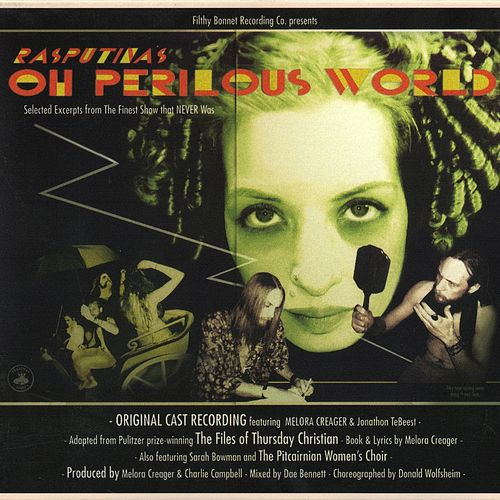 Oh Perilous World de Rasputina