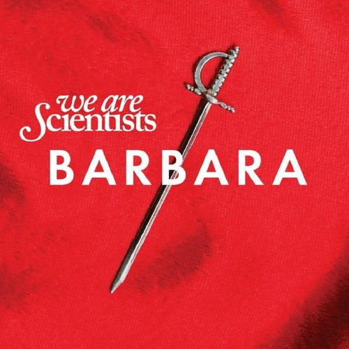Barbara de We Are Scientists