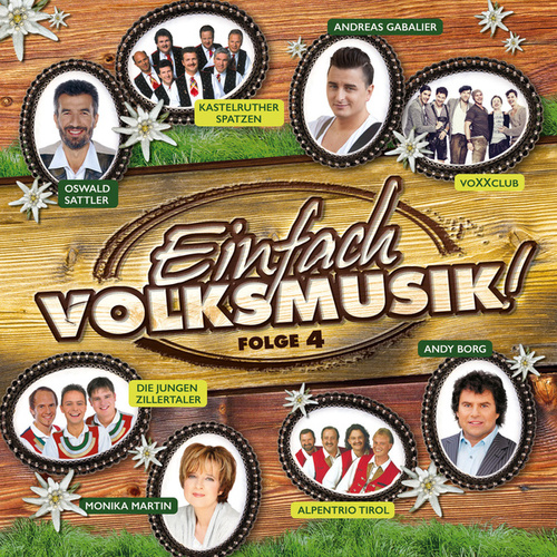 Einfach Volksmusik! Folge 4 von Various Artists