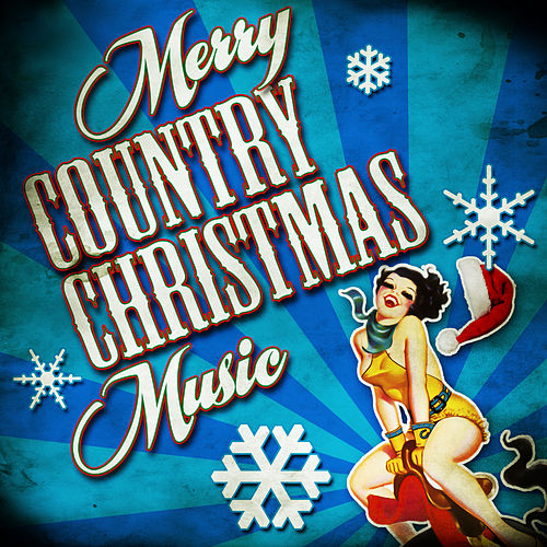 Merry Country Christmas Music de The Nashville Voices