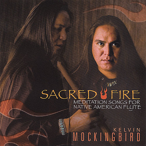Sacred Fire by K. Mockingbird