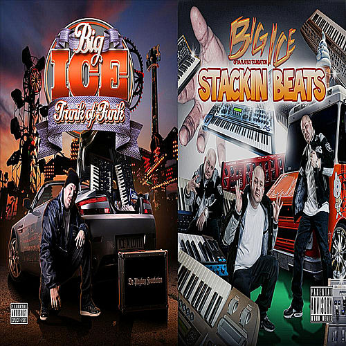 Trunk of Funk & Stackin Beats di Big Ice