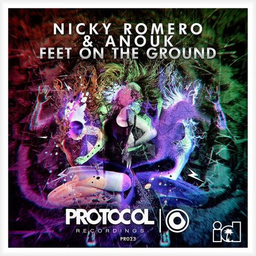 Feet On The Ground (Flashmob Dub) von Anouk