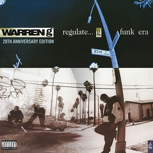 Regulate...G Funk Era (20th Anniversary) de Warren G