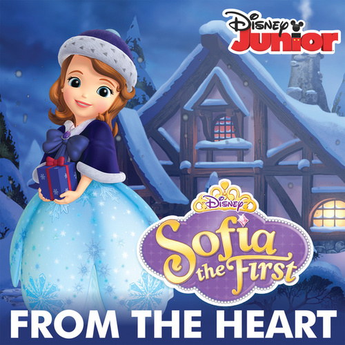 From the Heart de Cast - Sofia the First