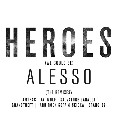 Heroes (we could be) de Alesso