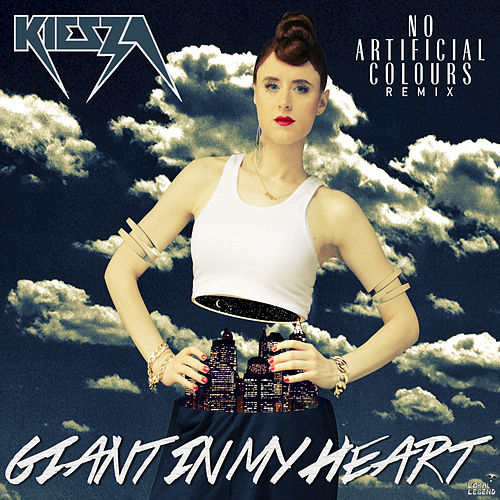Giant In My Heart (No Artificial Colours Remix) de Kiesza