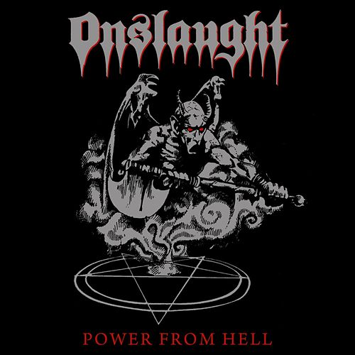 Power from Hell by Onslaught