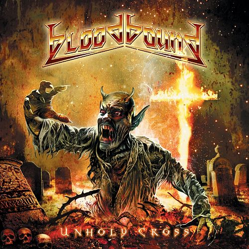 Unholy Cross von Bloodbound