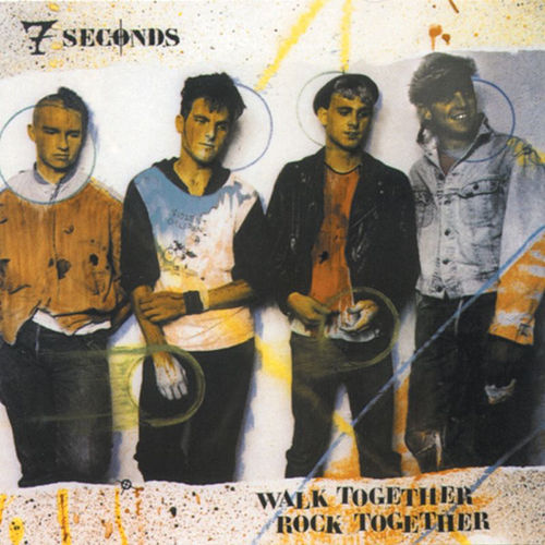 Walk Together, Rock Together de 7 Seconds