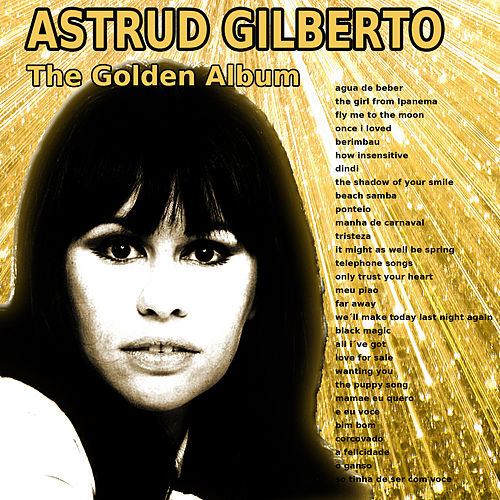 The golden album de Astrud Gilberto