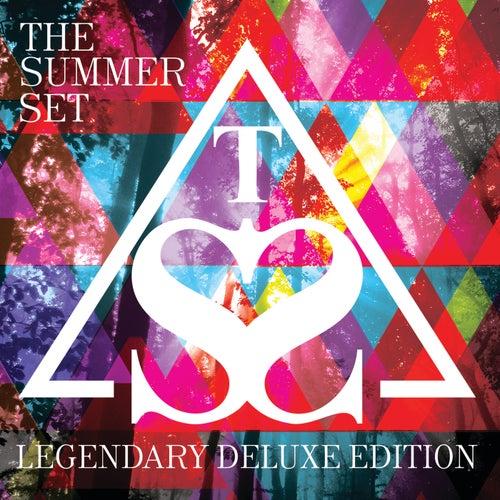 Legendary (Deluxe Edition) van The Summer Set