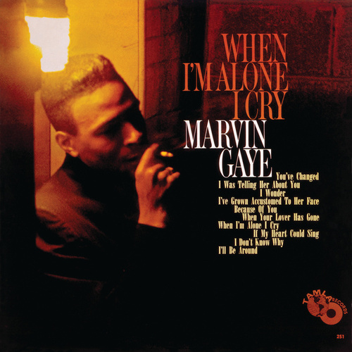 When I'm Alone I Cry de Marvin Gaye