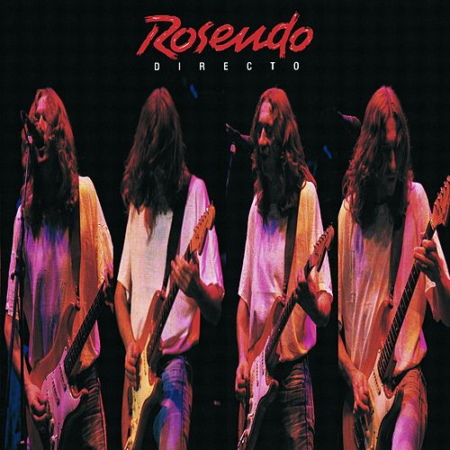 Directo by Rosendo