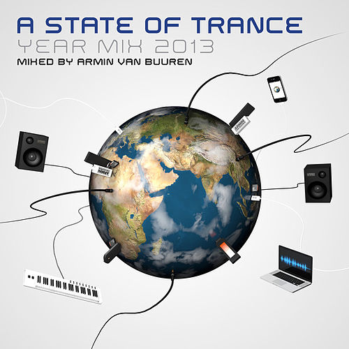 A State Of Trance Year Mix 2013 (Unmixed) von Various Artists