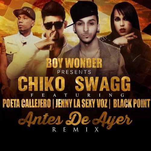 Antes De Ayer (Remix) [feat. Jenny