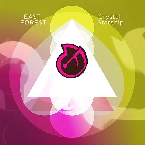 Crystal Starship by East Forest