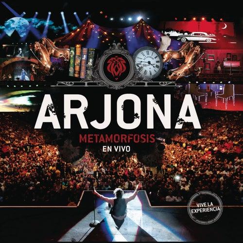 Arjona Metamorfosis en Vivo de Ricardo Arjona