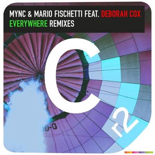 Everywhere (Remixes) von MYNC
