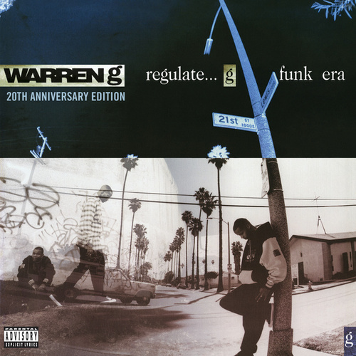 Regulate...G Funk Era (20th Anniversary) by Warren G