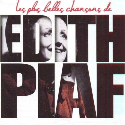 Piaf : les plus belles chansons de Edith Piaf